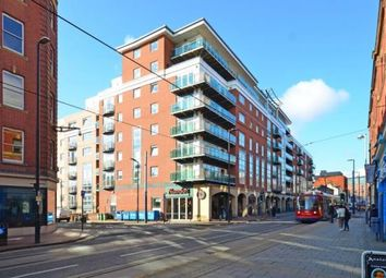 Thumbnail 2 bedroom flat for sale in Royal Plaza, 1 Eldon Street, Sheffield, South Yorkshire