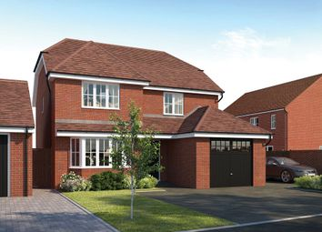 Thumbnail 4 bed detached house for sale in The Milton, Manor House Park, Biddenham