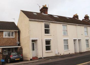 Thumbnail 3 bed end terrace house for sale in Ashfield Road, Salisbury