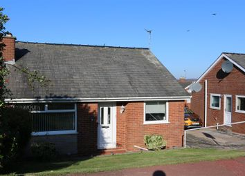 Thumbnail 2 bed semi-detached bungalow for sale in Redoak Avenue, Barrow-In-Furness