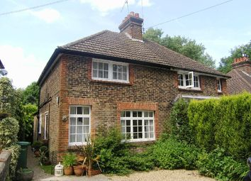 Thumbnail 2 bed semi-detached house to rent in Kettles Cottages, Newdigate Road, Beare Green, Dorking