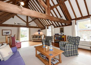 Thumbnail 3 bed barn conversion for sale in Blakeney Road, Letheringsett, Holt