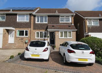Thumbnail 3 bed semi-detached house for sale in Pallot Close, Bursledon, Southampton
