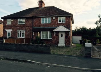 Thumbnail 3 bed semi-detached house to rent in Richmond Road, Moorends, Doncaster