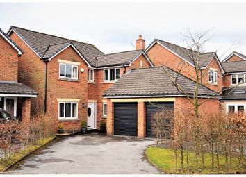 Thumbnail 4 bedroom detached house for sale in Bleasdale Close, Lostock, Bolton