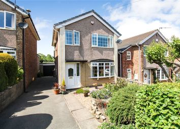 Thumbnail 3 bed detached house for sale in Bannister Walk, Cowling, Keighley
