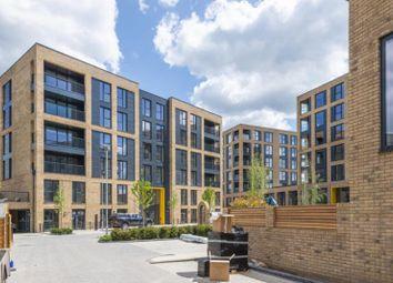 Thumbnail 3 bed flat to rent in Chadwick House, Watteau Square, Grafton Quarter, Croydon