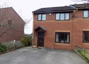 Thumbnail 3 bed semi-detached house for sale in Simmonds Close, Davenham, Northwich