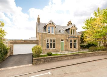Thumbnail 4 bed detached house for sale in Forrester Road, Corstorphine, Edinburgh