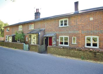 Thumbnail 2 bed cottage for sale in North Waltham, Basingstoke