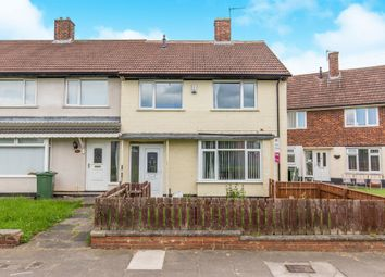Thumbnail 3 bed semi-detached house for sale in Crimdon Walk, Stockton-On-Tees
