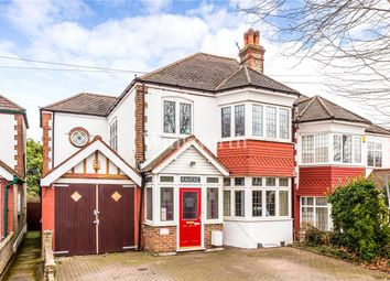 Thumbnail 4 bedroom semi-detached house for sale in Broomfield Avenue, London