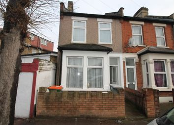 Thumbnail 3 bed end terrace house for sale in Rixsen Road, Manor Park, London