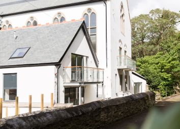 Thumbnail 1 bed flat to rent in St. Georges Road, Truro