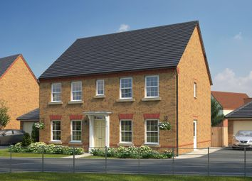 "Thumbnail 4 bedroom detached house for sale in ""Bradmore"" at Hollygate Lane, Cotgrave, Nottingham"