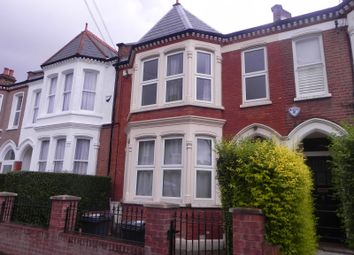 Thumbnail 3 bed flat to rent in Harborough Road, London
