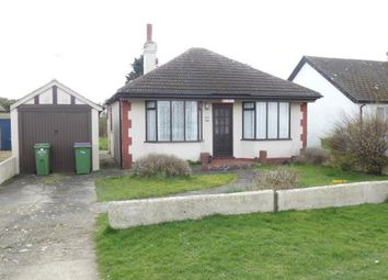 Thumbnail 2 bed bungalow for sale in Seaview Road, Greatstone, New Romney