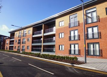 Thumbnail 2 bed flat for sale in Crossley Road, Worcester