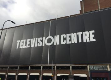 Thumbnail 1 bed flat for sale in Television Centre, 89 Wood Lane, London