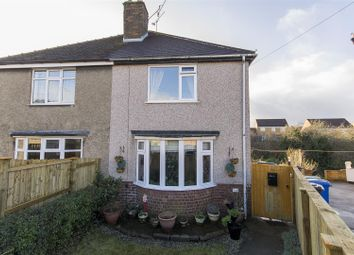 Thumbnail 2 bed semi-detached house for sale in Smithfield Avenue, Hasland, Chesterfield