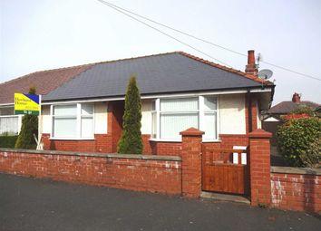 Thumbnail 2 bedroom semi-detached bungalow to rent in Rose Avenue, Ashton-On-Ribble, Preston