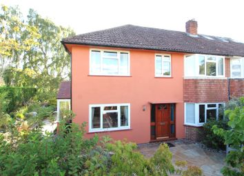 Heather Drive, Church Crookham, Fleet GU52. 4 bed semi-detached house