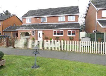 Thumbnail 4 bed detached house for sale in Elmhurst, Egginton, Derby