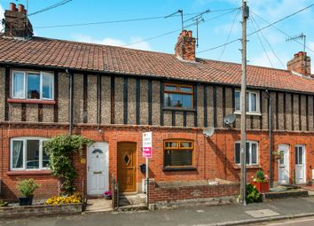 Thumbnail 3 bed terraced house for sale in Cardinalls Road, Stowmarket
