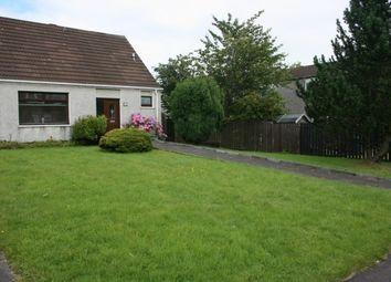 Thumbnail 3 bed end terrace house for sale in Dunottar Avenue, Coatbridge