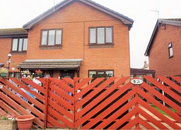 Thumbnail 1 bed flat for sale in Queens Court, Prestatyn