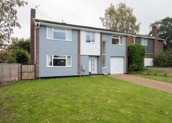 4 bed detached house for sale in Cheyham Mount, Norwich NR4