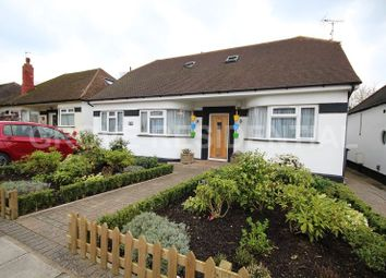 Thumbnail 4 bed detached bungalow for sale in Highview Gardens, Edgware, Middlesex.