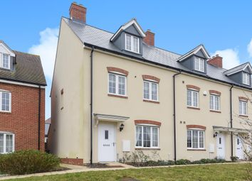 Thumbnail 3 bedroom end terrace house for sale in Cumnor Hill, Oxford