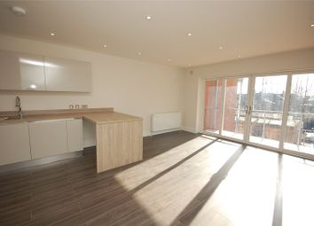 Thumbnail 1 bed flat to rent in Friern Park, London
