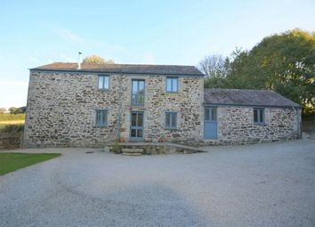 Thumbnail 4 bed barn conversion for sale in Mylor Bridge, Falmouth, Cornwall