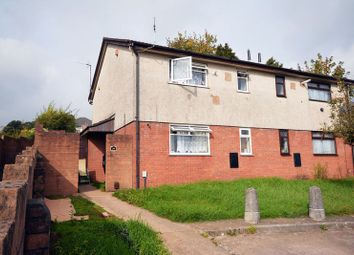 Thumbnail 1 bedroom semi-detached house to rent in Orchard Park, St Mellons, Cardiff