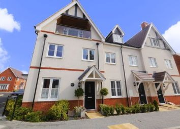 Thumbnail 3 bed end terrace house for sale in Sycamore Way, Didcot