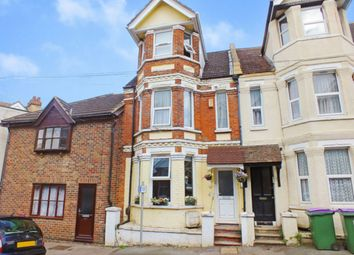Thumbnail 4 bedroom terraced house for sale in Victoria Road, Folkestone