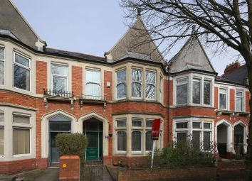 Thumbnail 4 bedroom terraced house for sale in Albany Road, Roath, Cardiff