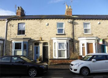 Thumbnail 2 bed terraced house for sale in Nunmill Street, Scarcroft Road, York
