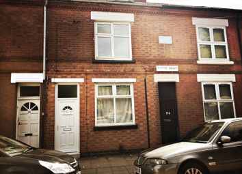Thumbnail 2 bed flat to rent in Tudor Road, Leicester