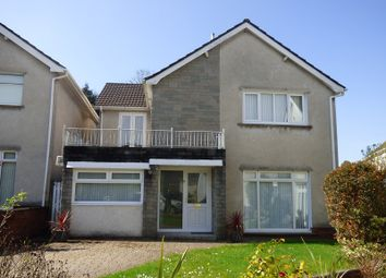 Thumbnail 4 bed detached house to rent in Trenewydd Rise, Cimla, Neath, Neath Port Talbot.
