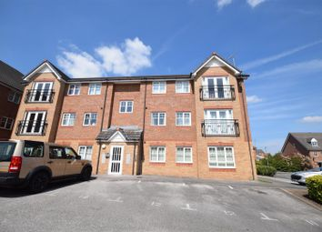Thumbnail 2 bed flat for sale in Ingot Close, Brymbo, Wrexham