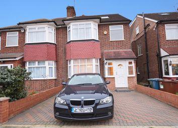 Thumbnail 4 bed semi-detached house to rent in Torrington Drive, Harrow