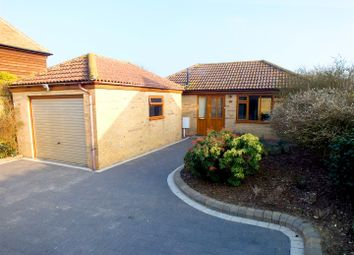 Thumbnail 4 bed bungalow for sale in Capel Court Park, New Dover Road, Capel-Le-Ferne, Folkestone