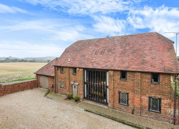 Thumbnail 4 bed barn conversion for sale in Hook Lane, Charing, Ashford