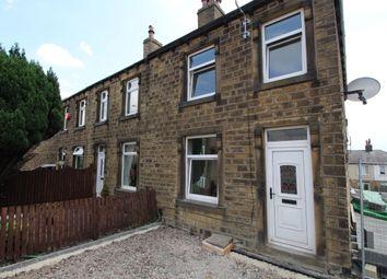 Thumbnail 2 bed semi-detached house to rent in Blackmoorfoot Road, Crosland Moor, Huddersfield