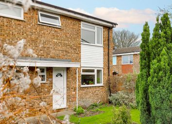 Thumbnail 3 bed end terrace house for sale in Bells Meadow, Guilden Morden