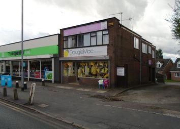Thumbnail Retail premises for sale in Knypersley Road, Stoke-On-Trent