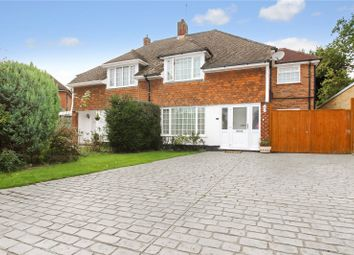 Thumbnail 5 bed semi-detached house for sale in Fernholt, Tonbridge